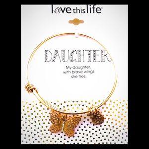 Beautiful Butterfly Bracelet